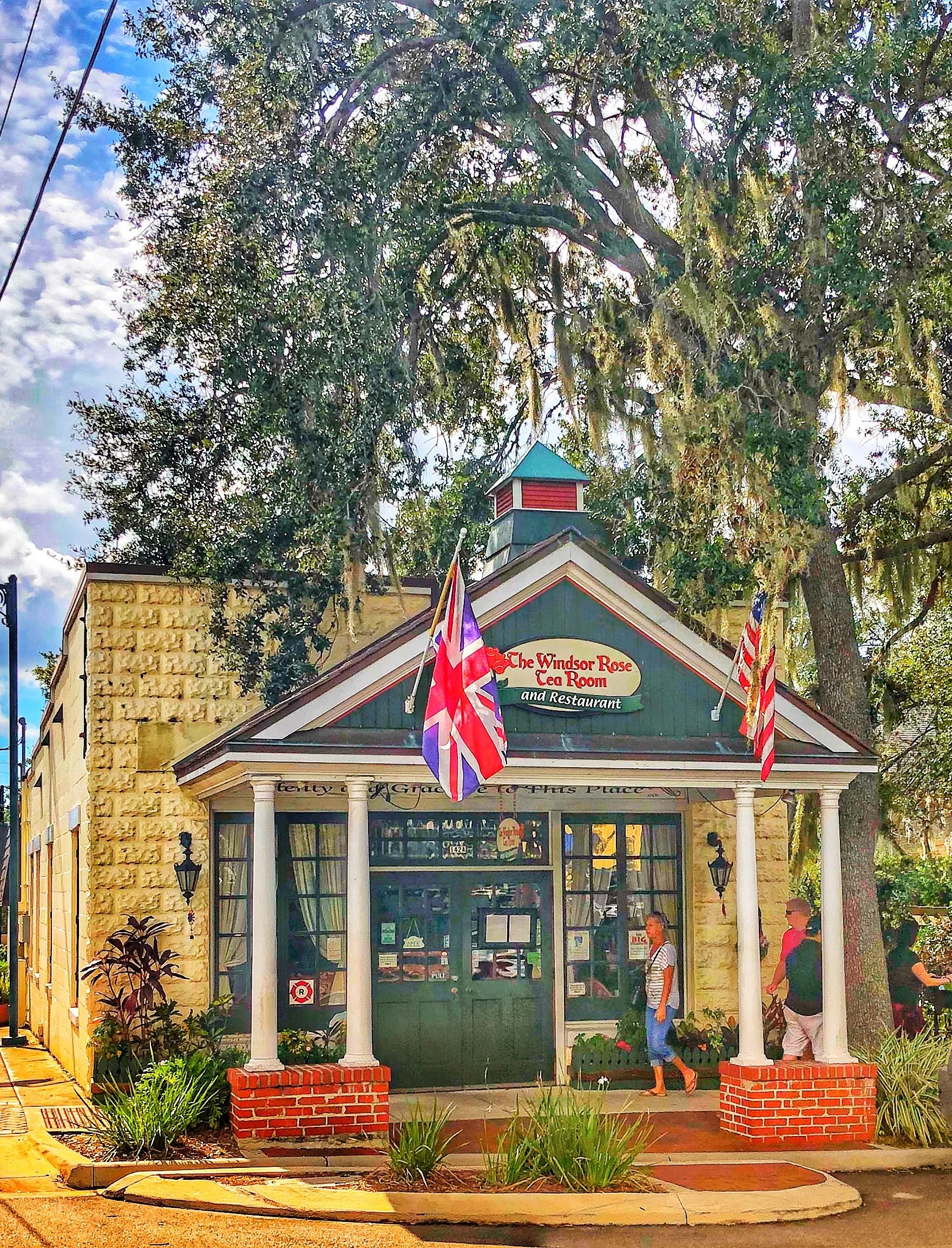 The Windsor Rose Tea Room & Restaurant (4).JPG