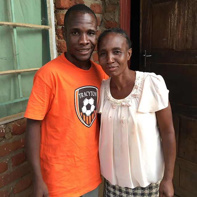 These two are part of what makes #malawi so special for me. So glad we could visit them.  Thank you Joseph!!