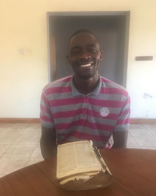This is Gerard he led devotions this morning Luke 18:1-8.  Pray!