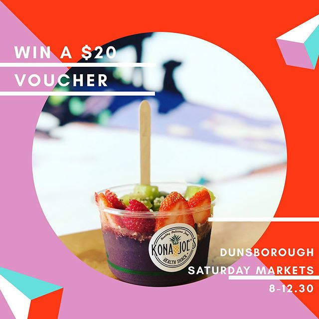 It's Competition time Dunsborough.. the person who tags the most people in this post either on insta or Facebook will win a $20 voucher to spend with us at the Dunsborough markets this Saturday. So get tagging all your friends and family. Winner will be announced Friday night #dunsborough #wa #westernaustralia #perthisok #acai #smoothies #food #healthyfood