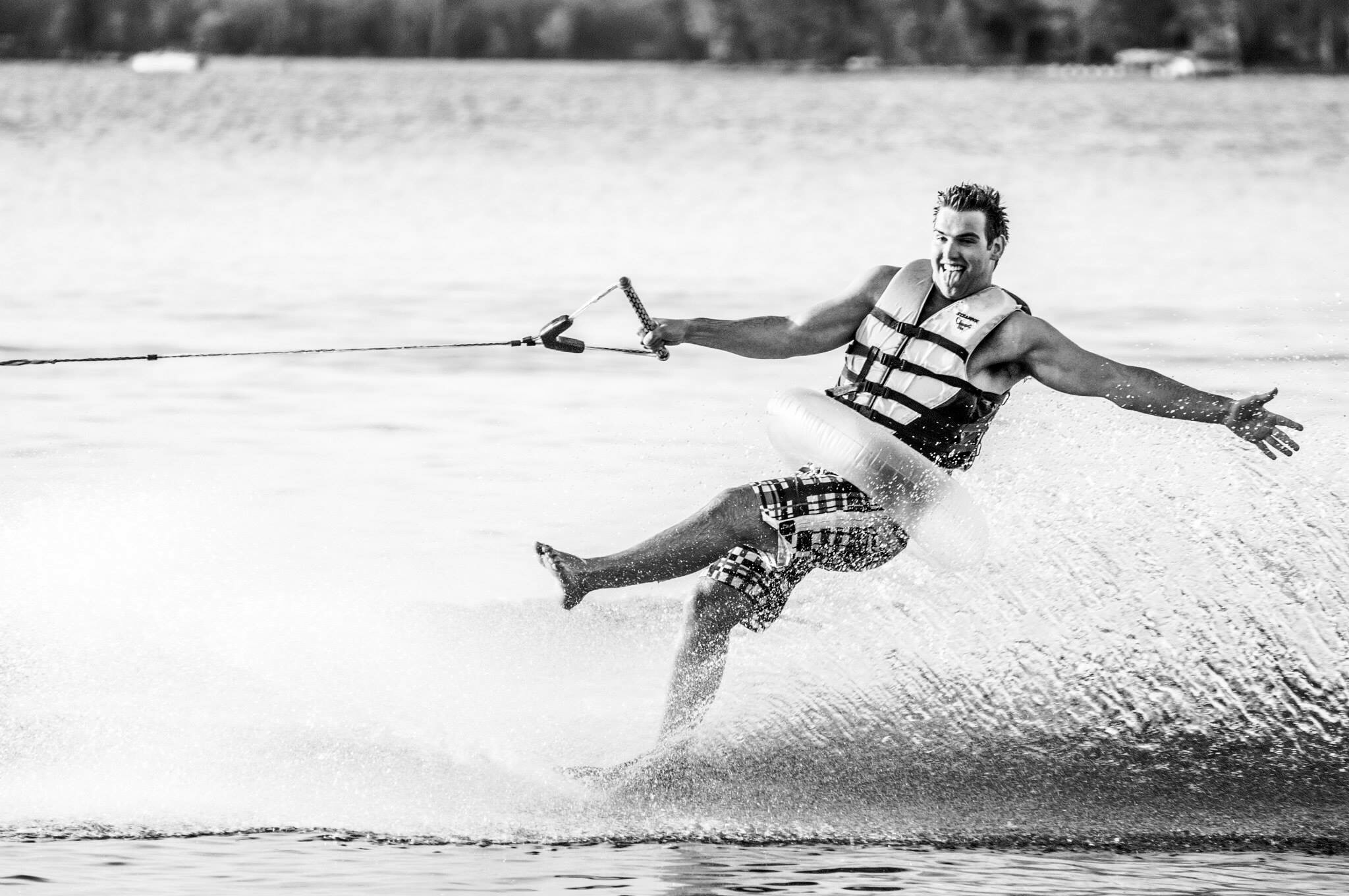 Water ski - skis and ropes available with jet ski rental