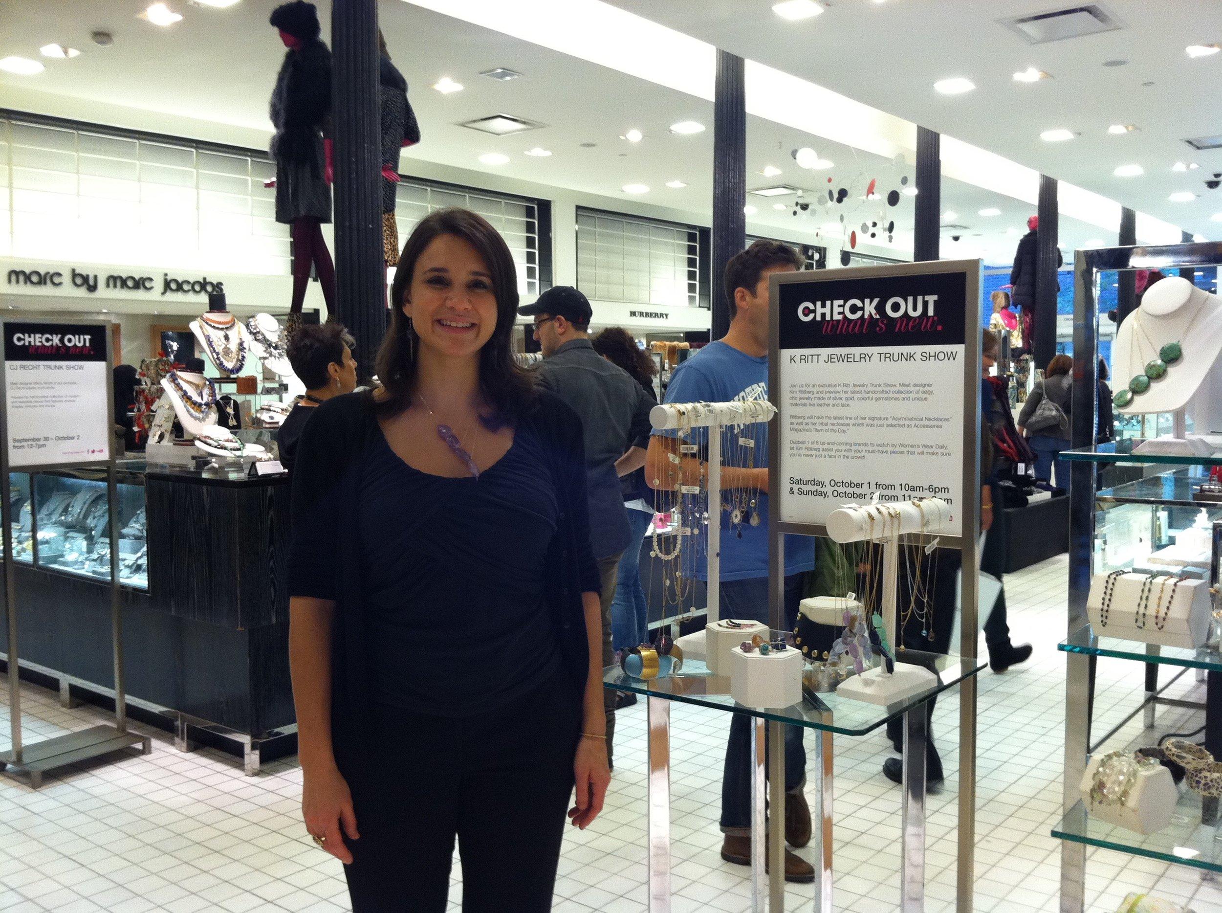 Kim at Bloomies.jpg