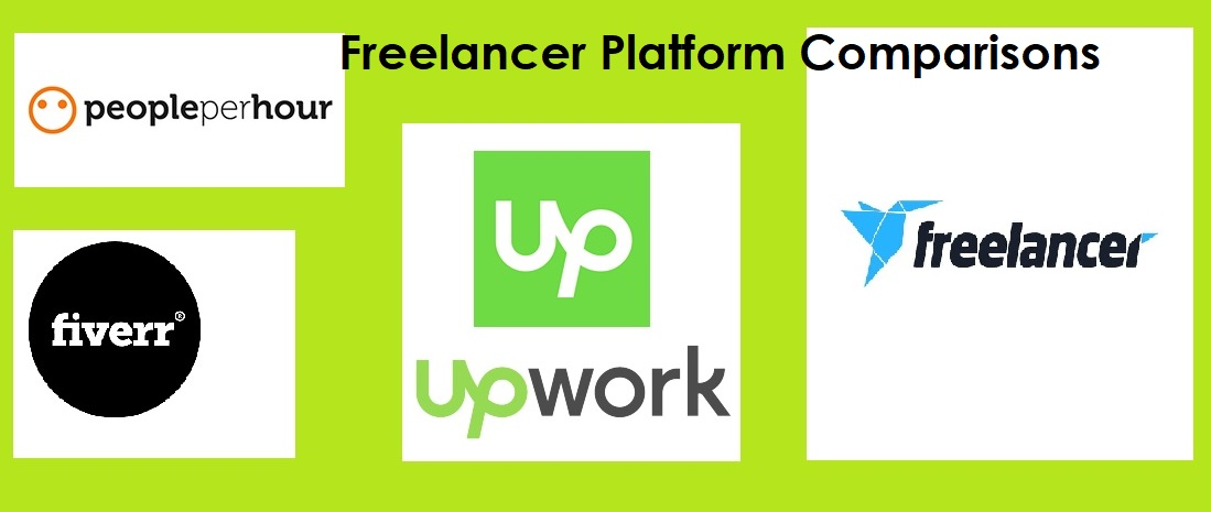 Freelance platform comparisons