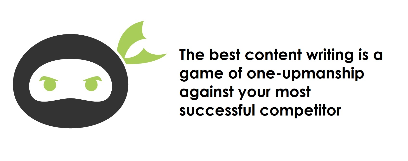 beat your competitor through content marketing