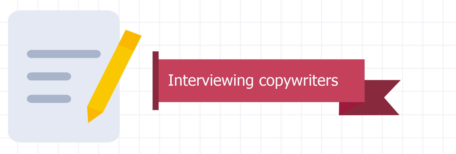 how to interview copywriters
