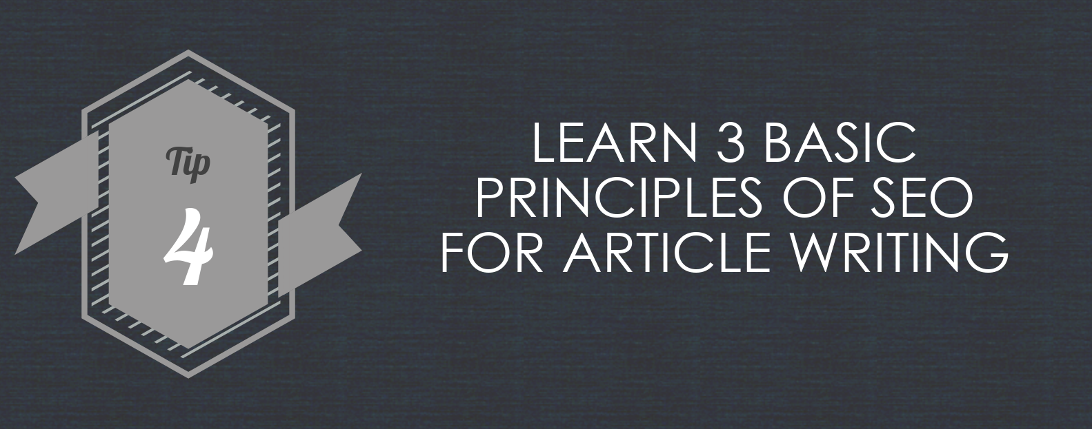 article writing tips 4