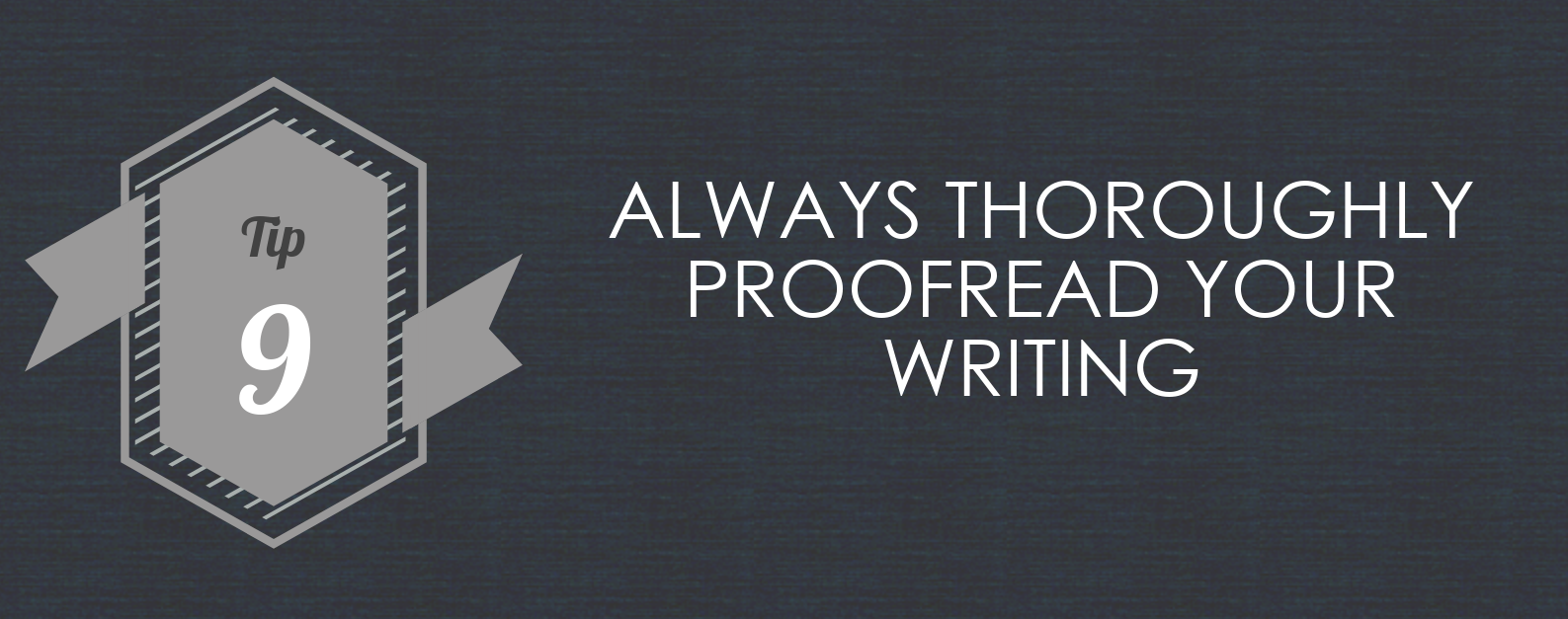 article writing tips 9