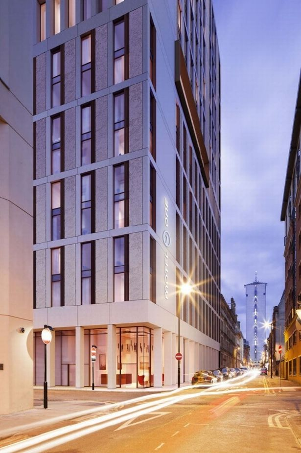 3 St Peters Square, Manchester