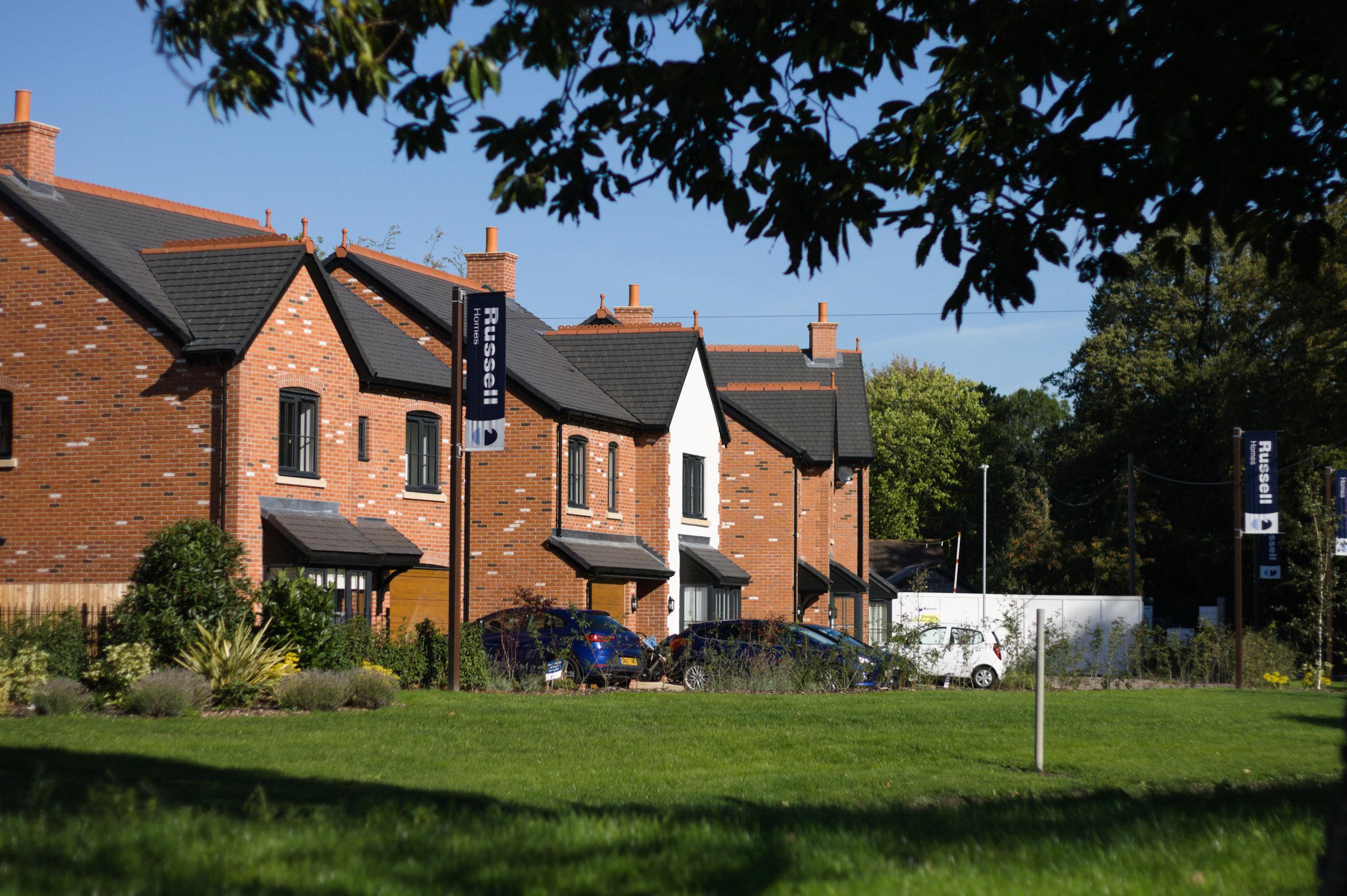 Saltersford Gardens, Holmes Chapel