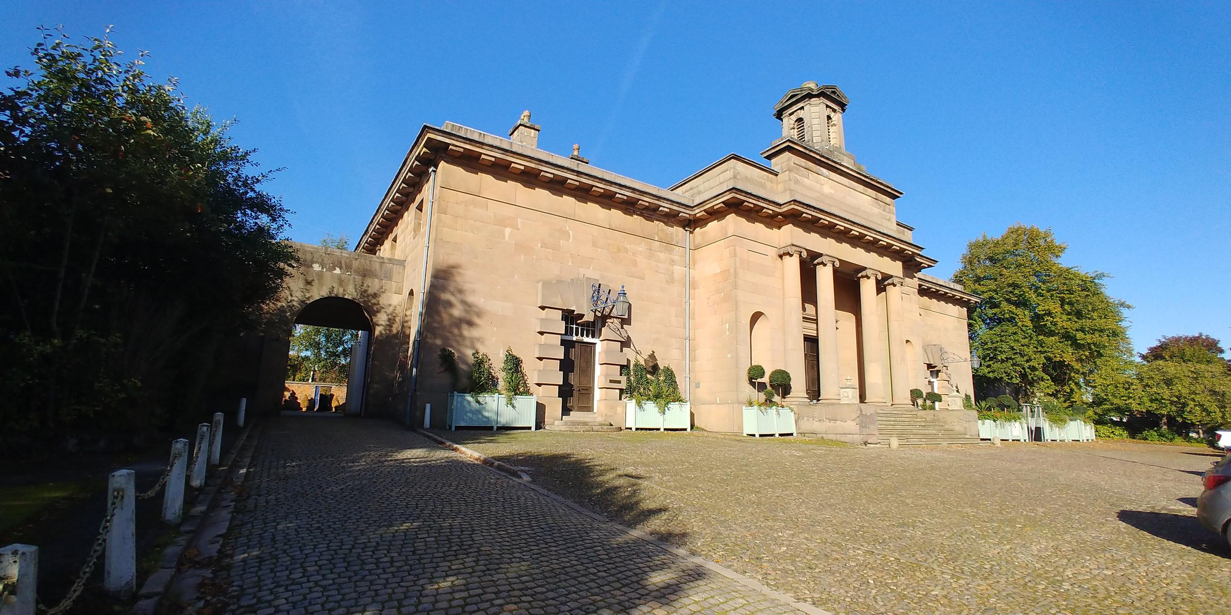 Former Knutsford Crown Court