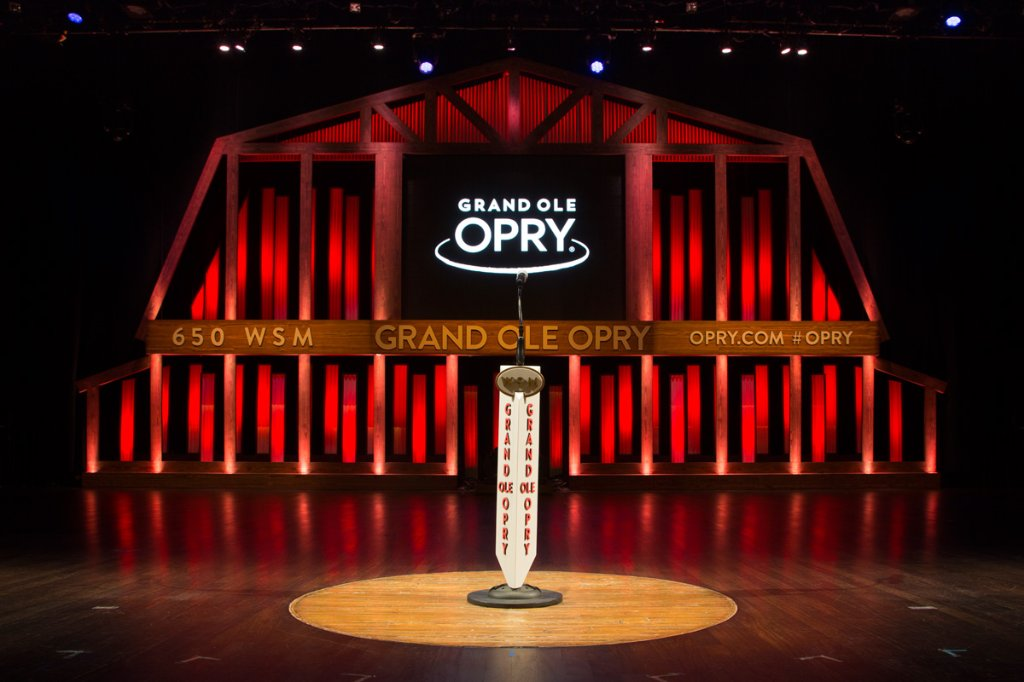 """grand ole opry - """"The Grand Ole Opry is a weekly country music stage concert in Nashville, Tennessee founded on November 28, 1925, by George D. Hay as a one-hour radio"""