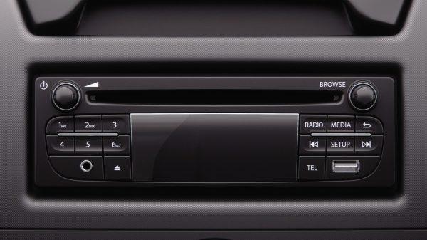Renault Kangoo Radio