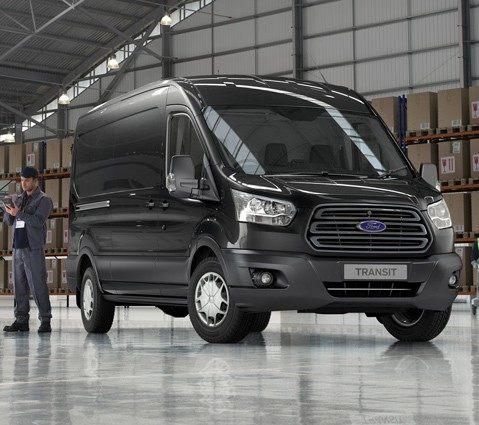 Ford Transit Black