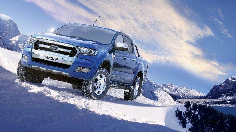Ford Ranger Blue
