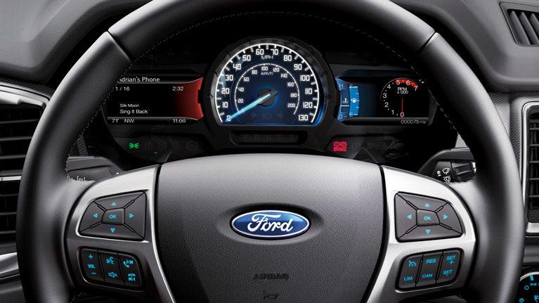 Ford Ranger Steering