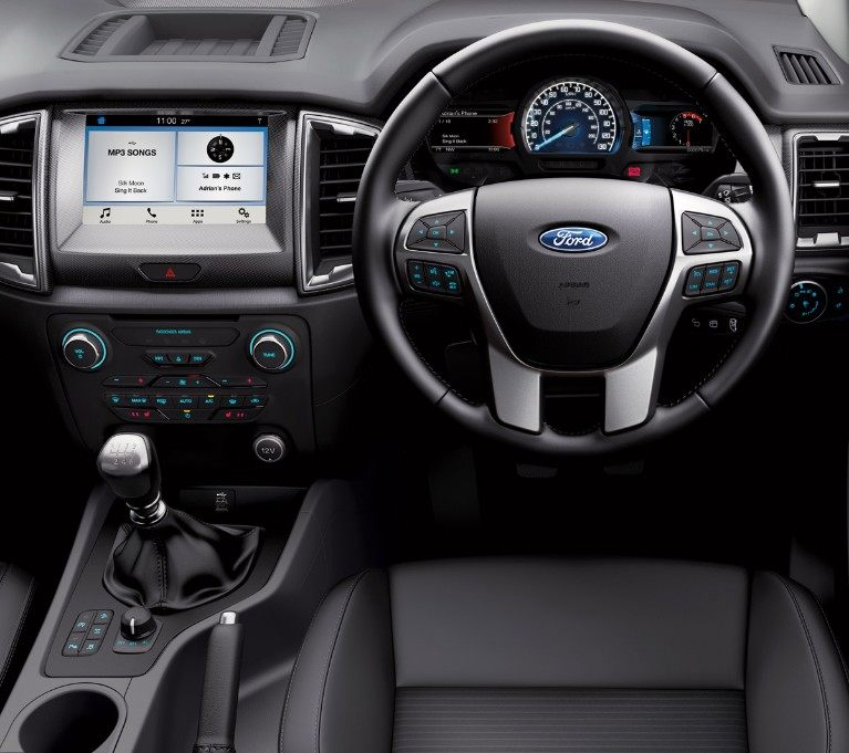 Ford Ranger Dash Board