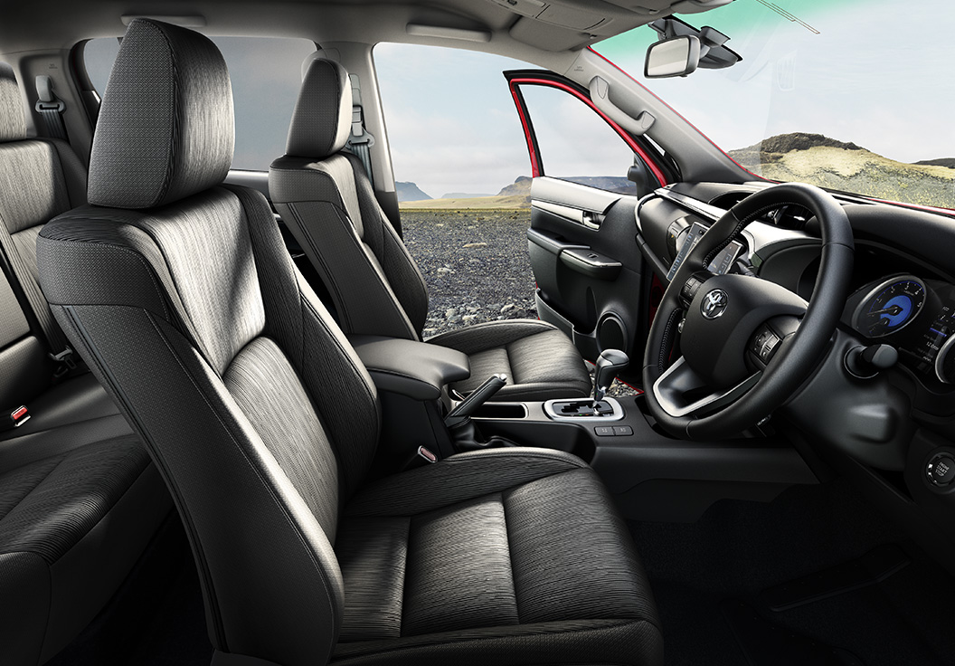 Toyota Pickup Front Seats
