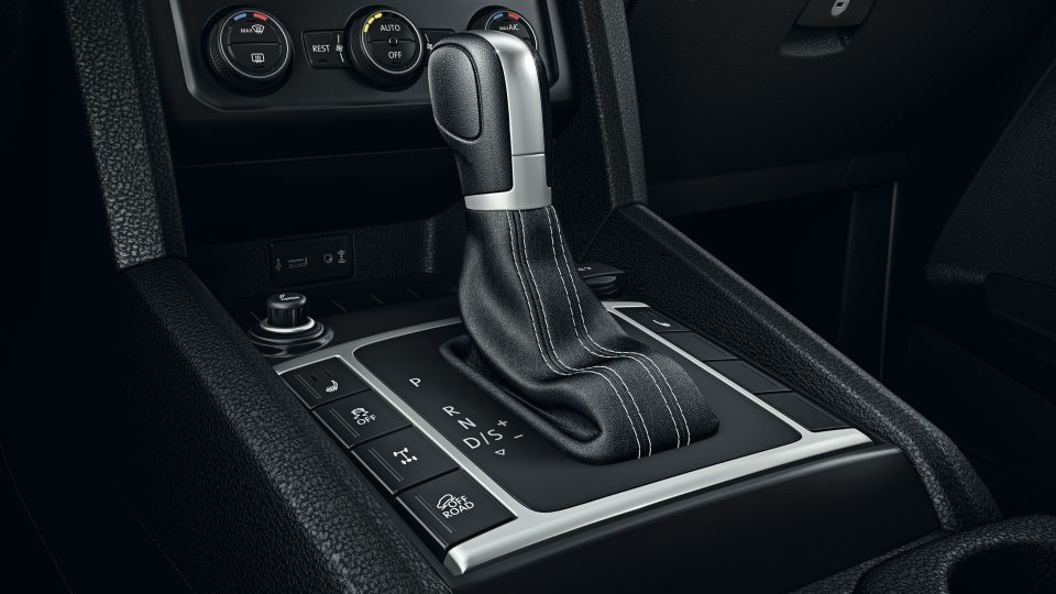 Volkswagon Amarok Gear Stick