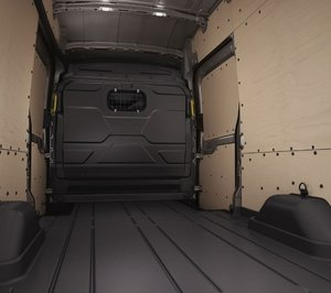Image of a Ford Transit - Spacious Interior