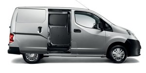 Nissan NV200 Side Access