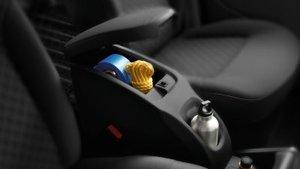 Renault Kangoo Between Seats