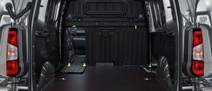 Vauxhall Combo Interior Space