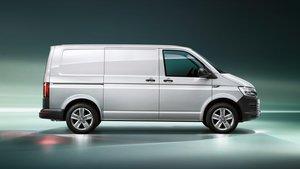 Volkswagon Transporter Silver