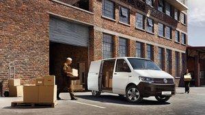 Volkswagon Transporter Side Access