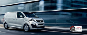 Peugeot Expert Silver