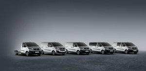 Peugeot Expert Roe of Silver Vans