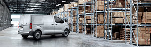 Peugeot Expert in Warehouse