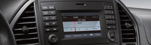 Mercedes Vito Radio