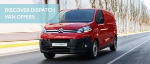 Citroen Dispatch Red