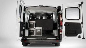 Nisan NV300 Interior Back Access
