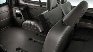 Nisan NV300 Interior Seating