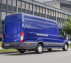 Ford Transit Blue