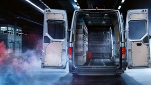 Volkswagon Crafter Rear Access