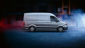 Volkswagon Crafter Side View
