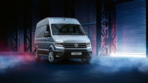 Volkswagon Crafter Front