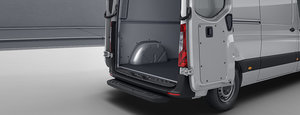 Mercedes Sprinter Rear Access