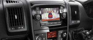 Citroen Replay Dashboard Sat Nav