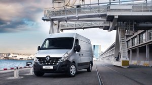 Renault Master Silver