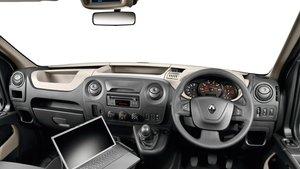 Renault Master Inside front Steering