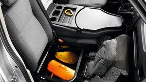 Renault Master Seating