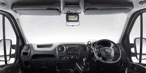 Nissan NV400 Interior