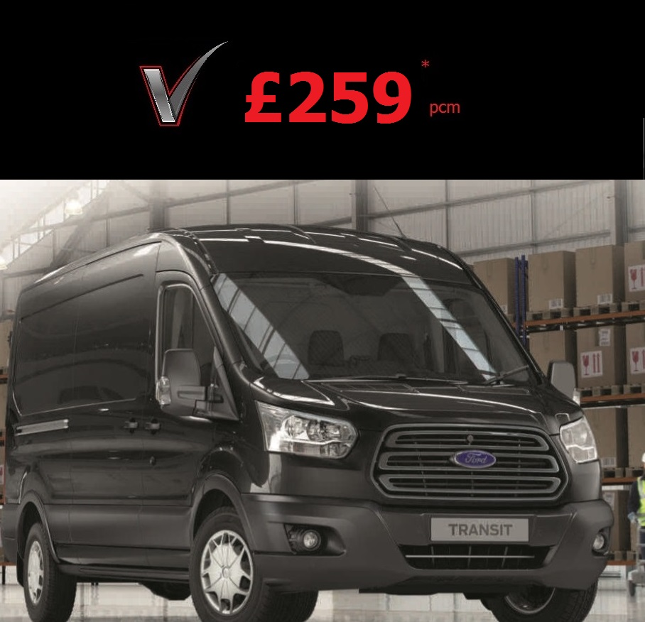 Ford Transit 350 - Base Model L3H2 130psFinance Lease only £259* a monthUnlimited MileageHire Purchase and Contract Hire Available. Please Call Us for Details*Subject to VAT at 20%