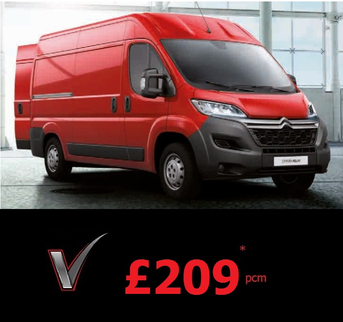 Citroen Relay Enterprise - L4H2 130ps with Air Conditioning, Cruise Control, Rear Parking Sensor, Touchscreen DAB Radio.Finance Lease £209* a monthUnlimited MileageHire Purchase and Contract Hire Available. Please Call Us for Details.*Subject to VAT at 20%