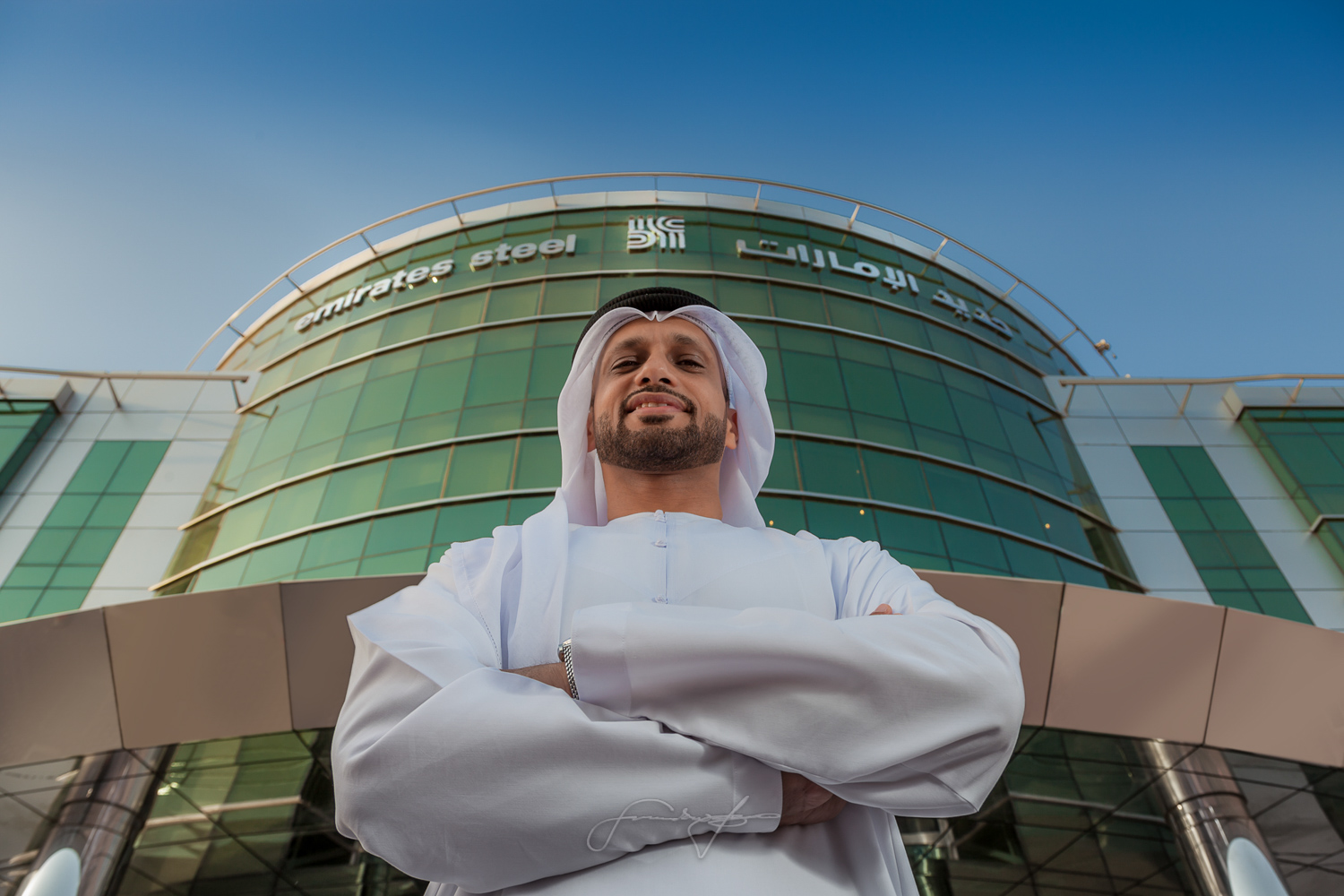 CEO, Emirates Steel