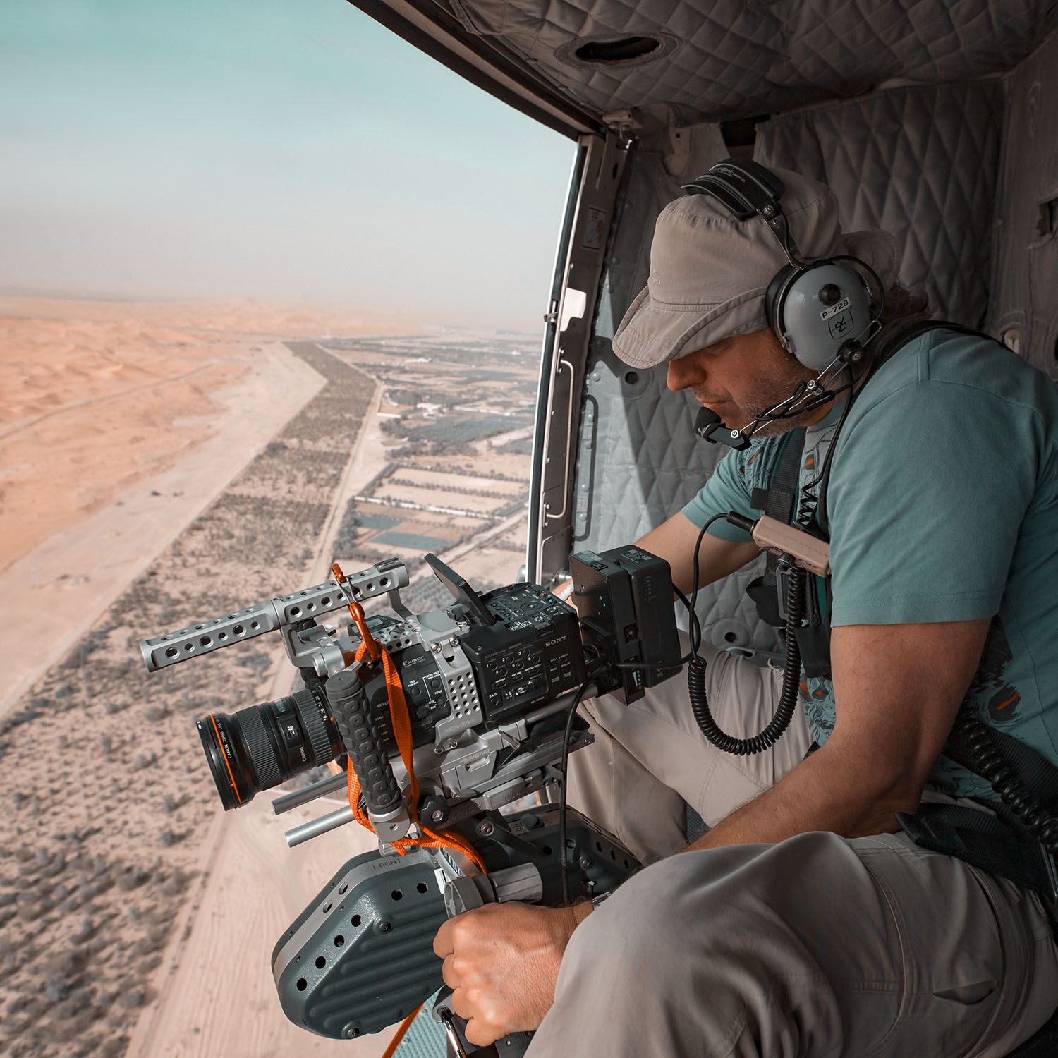 Heli video shoot with Sony FS700 and Tyler MiniGyro. Check out the portfolio  here