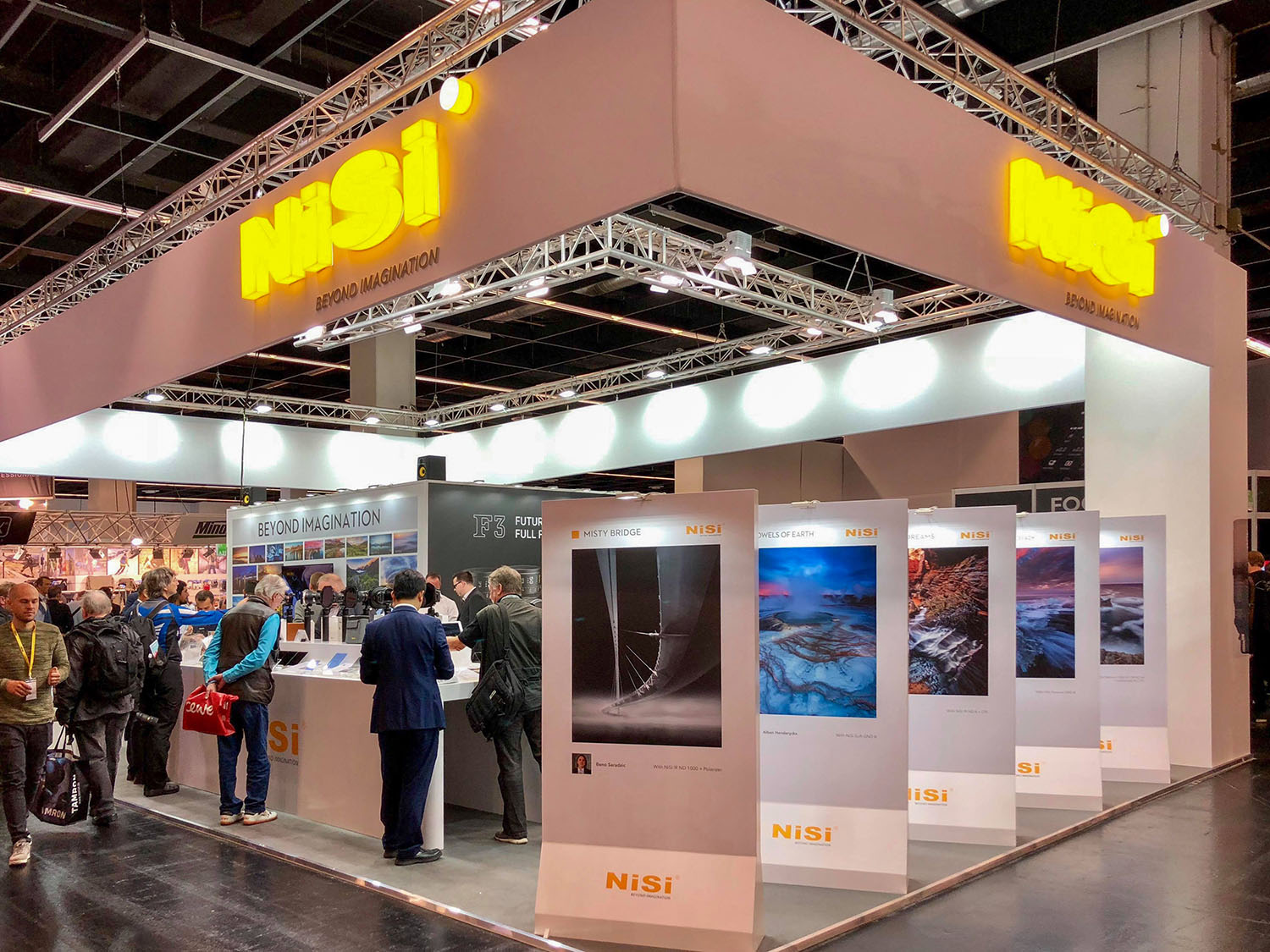 NISI at Photokina 2018
